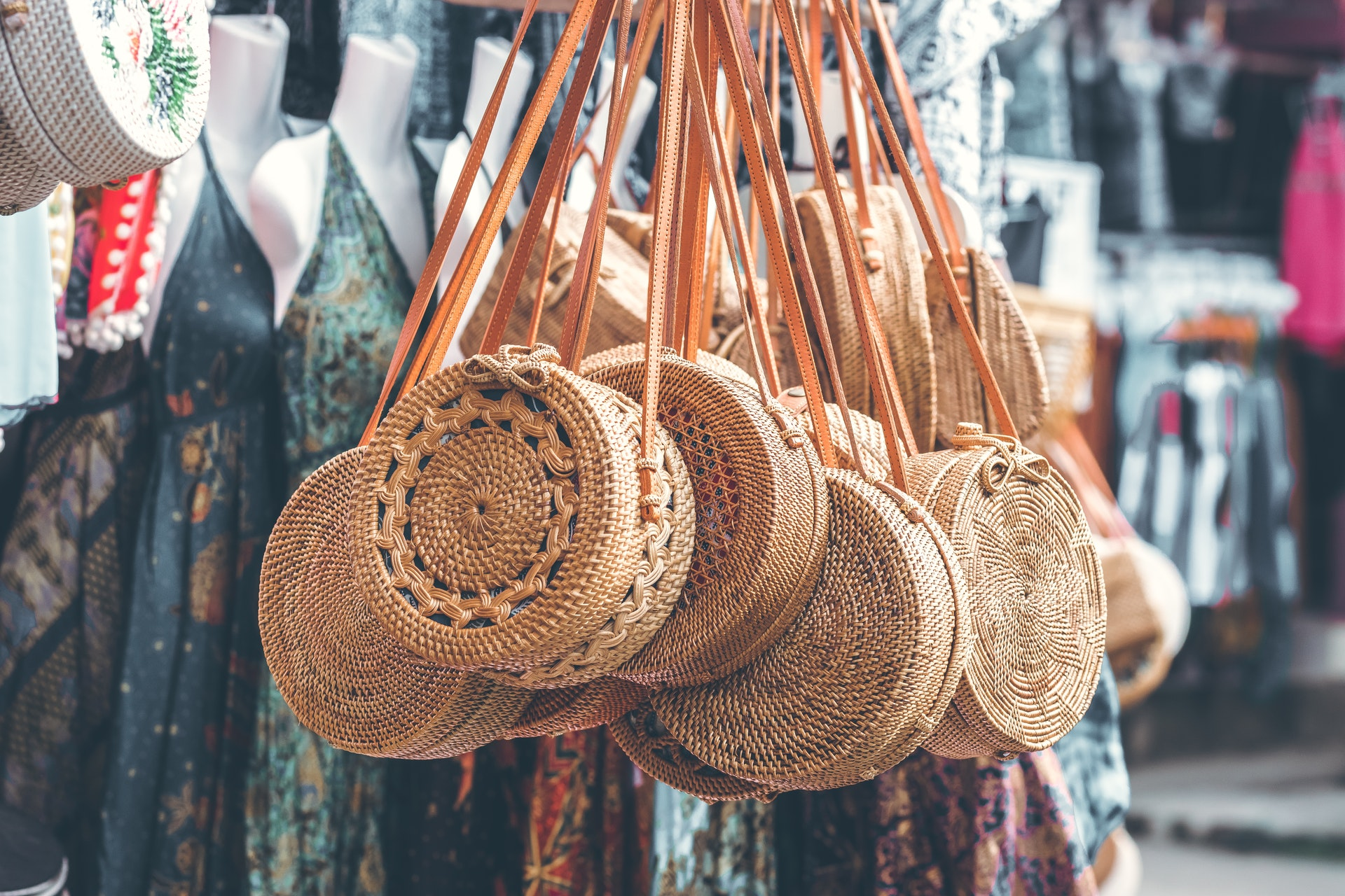 How to Clean Rattan Bags