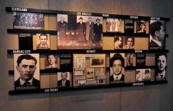 The Mob Museum Opens In Las Vegas