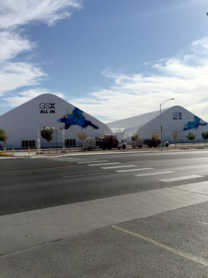 tents with large format printing graphics