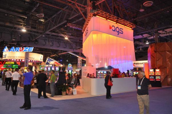 trade show booths las vegas