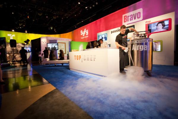 chef tv show custom display
