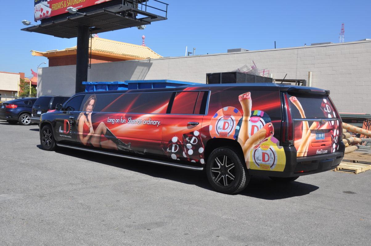 vehicle wraps las vegas