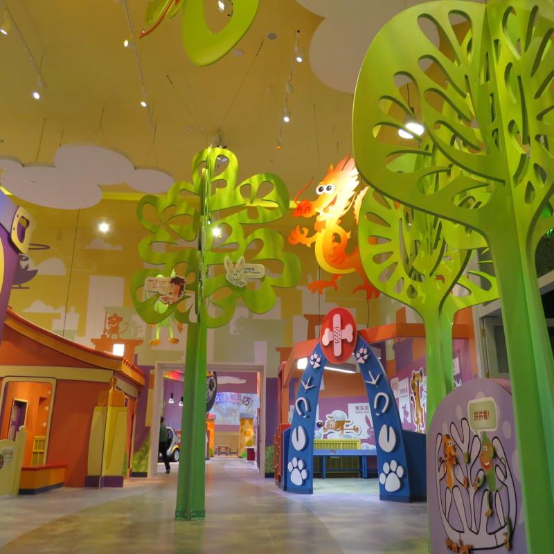Children's display