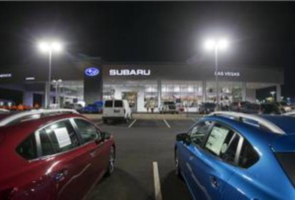 Subaru event