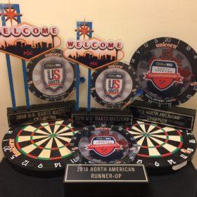 US Masters Dart Trophies