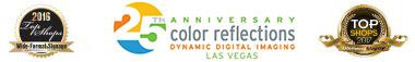 Color Reflections Las Vegas