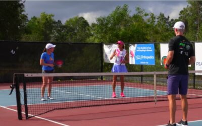 Pickleball Strategy – Slowing Down the Game