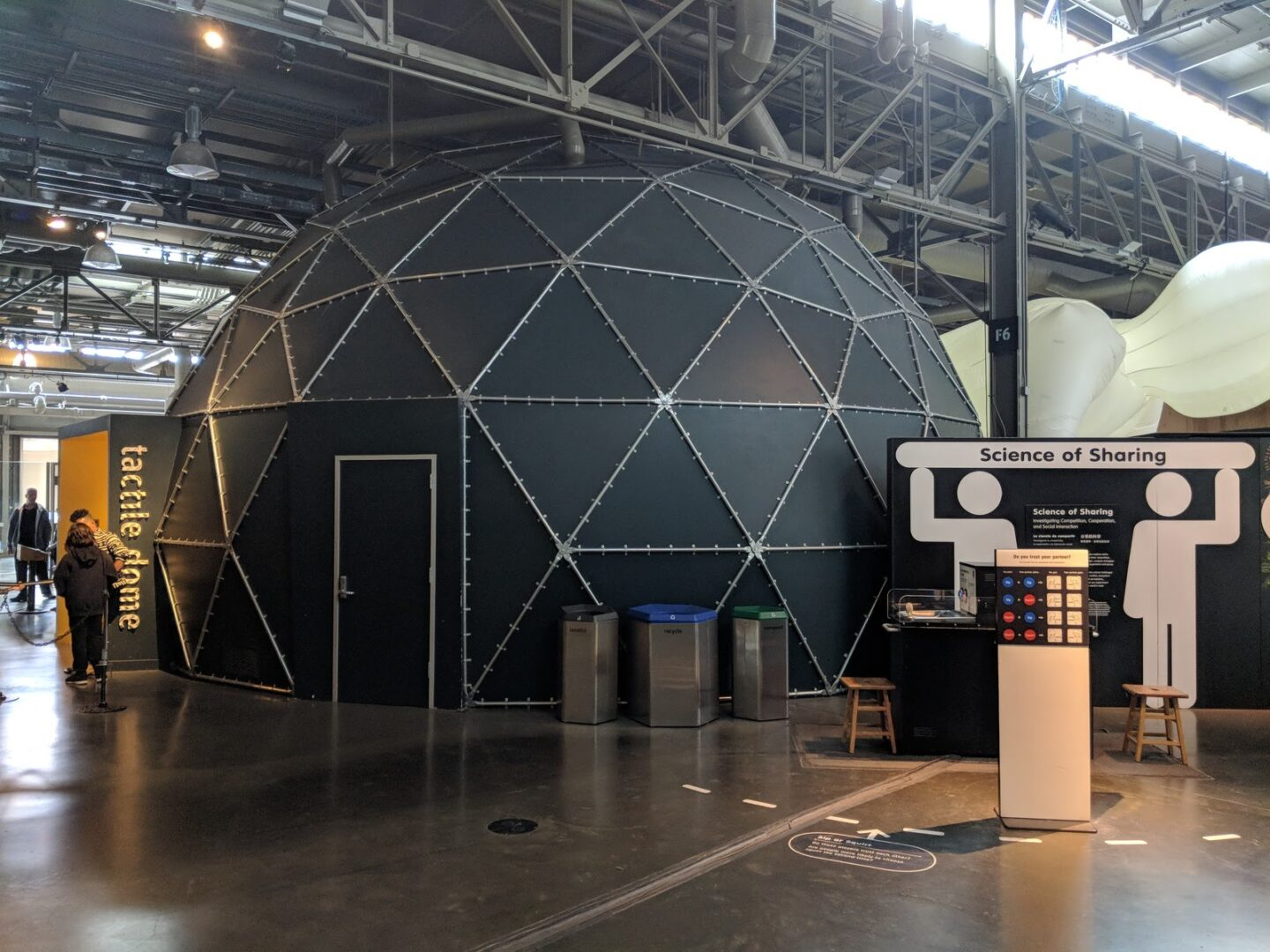 Tactile dome SF
