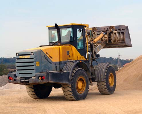 Earth Movers & Agricultural Vehicle Tires