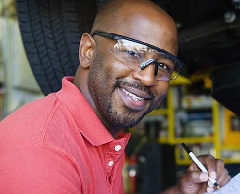 Tires Balancing & Rotation Services