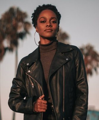 A complete leather jacket fashion forward solution in 2020