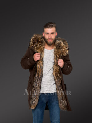 Chic parka convertibles to boost your masculine appeal