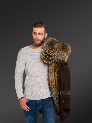 Chic parka convertibles to boost your masculine appeal view