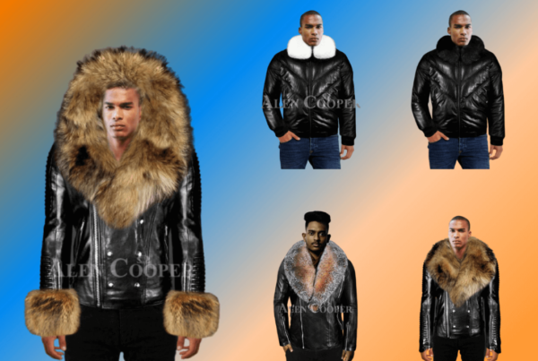 Few Points On Genuine Leather Jackets For Men