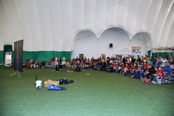 Brendan Harris Baseball Camp