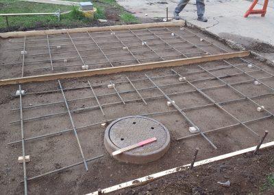 River Park Glen Condominiums, Sewer Lines Repair