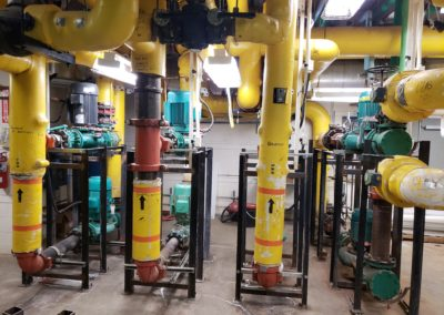 Westwood High School Boilers Replacement, FMPSD