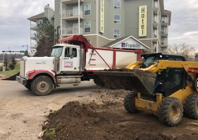 Franklin Suite Hotel Repairs, Fort McMurray Hotel Group