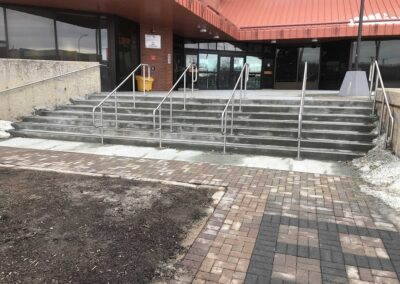 Jubilee Centre, Stairs Replacement, RMWB