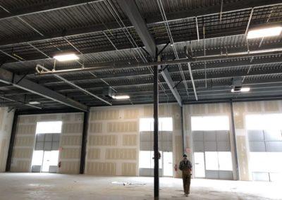 FedEx Ground Terminal, New Dawn Developments