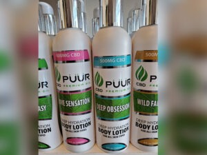 CBD body Lotion at Nature's Green House in Fort Lauderdale, FL