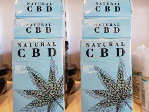 Natural CBD premium CBD Cigarettes at Nature's Green House in Fort Lauderdale, FL