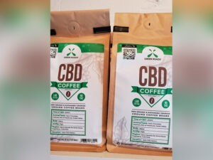 Green Roads CBD coffee for sale at Nature's Green House in Fort Lauderdale, FL