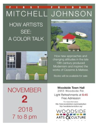 Mitchell Johnson - How Artists See: A Color Talk