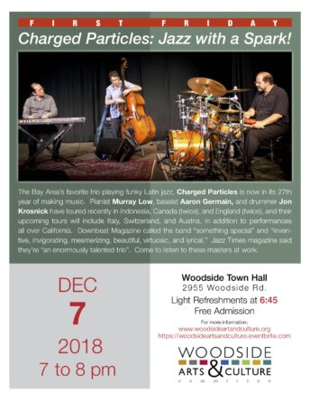 Charged Particle - Jazz December 7, 2018