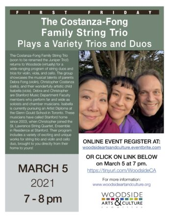 Fong Family String Trio