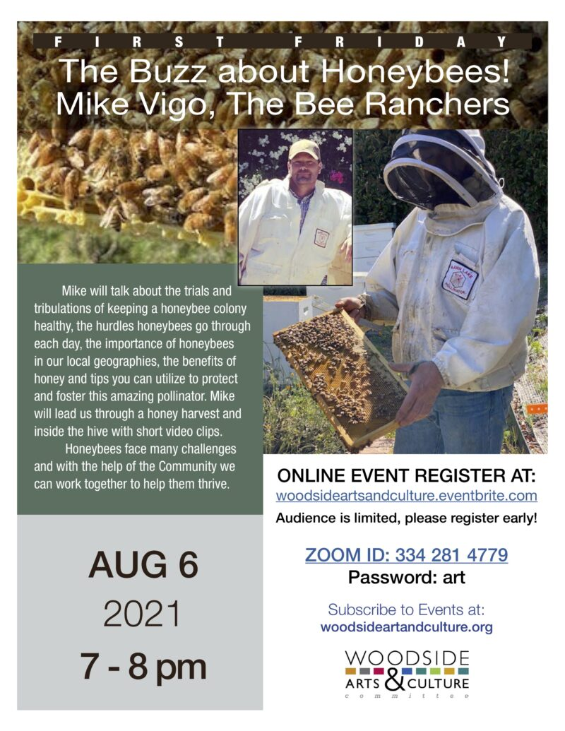 The Buzz about Honeybees!Mike Vigo, The Bee Ranchers