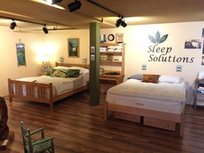Showroom for ECO Sleep Solutions