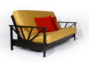 Arial futon frame by Strata Furniture