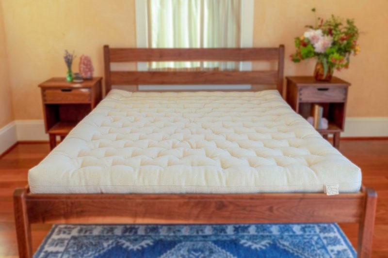 eco-wool mattress