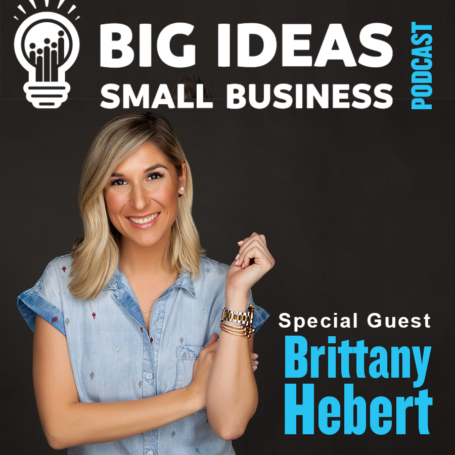 Turn Your Passion Into Action: Brittany Hebert, Philanthropreneur