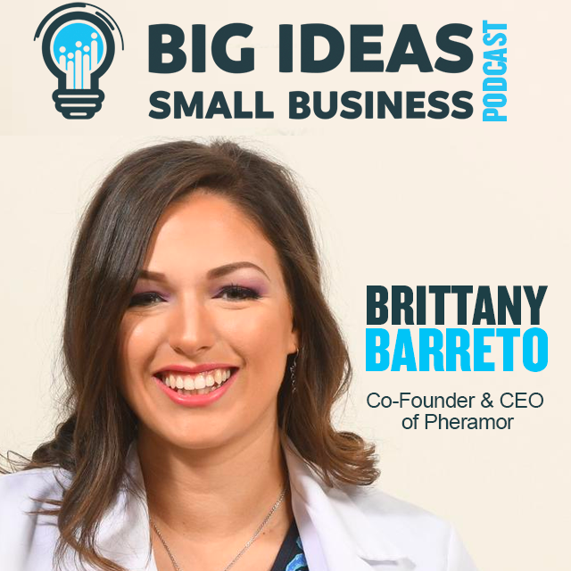 Launching Pheramor: A Genetic-Based Dating App with CEO and Co-Founder Brittany Barreto, Ph.D