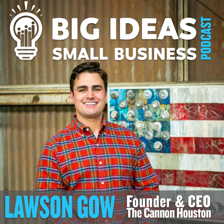 Leading the Startup Movement in Houston with Lawson Gow