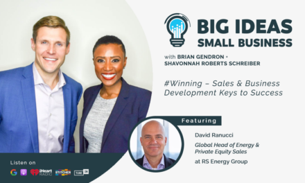 #Winning – Sales and Business Development Keys to Success Series Kick-Off w/David Ranucci