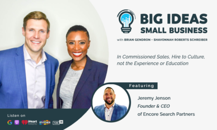 Jeremy Jenson – Hiring to Business Culture not education or experience
