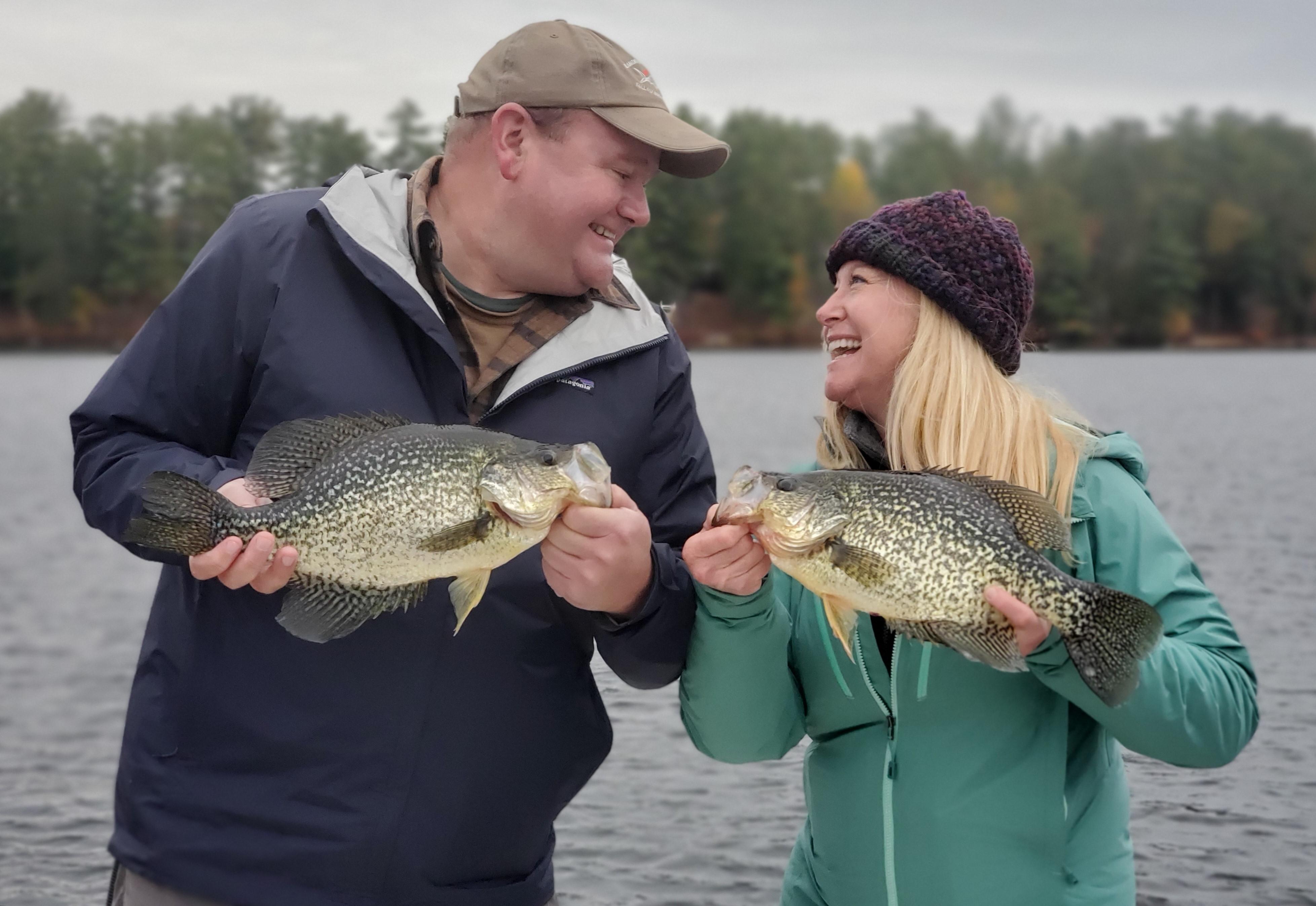 Lake Winnipesaukee fishing guide