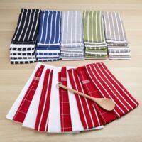 Kitchen Towel Set (7 Day Linen Rental)