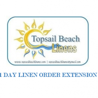 1 Day Linen Rental Extension