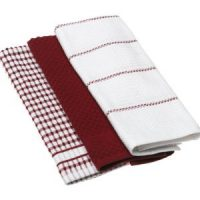 Kitchen Towel Set (7 Day Linen Rental)