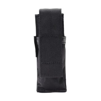 HOOK BACKED SINGLE PISTOL MAG POUCH