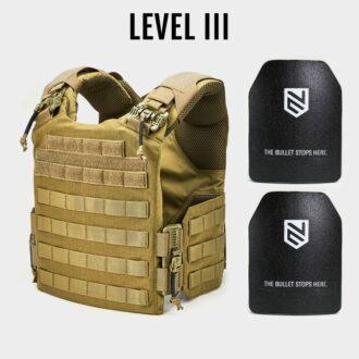 Bundle Quadrelease - Level III