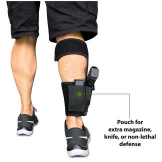 Ankle Gun Holster for Concealed
