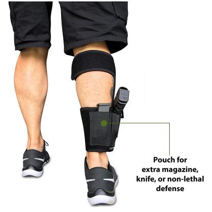 Ankle Gun Holster for Concealed