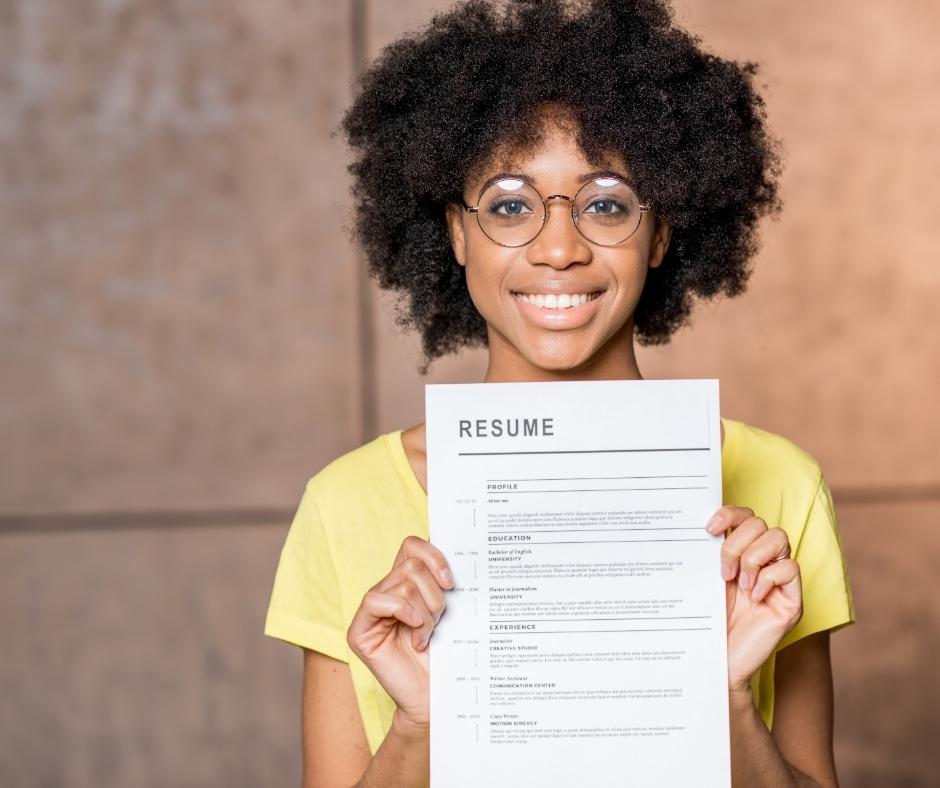 Why Write a High School Resume