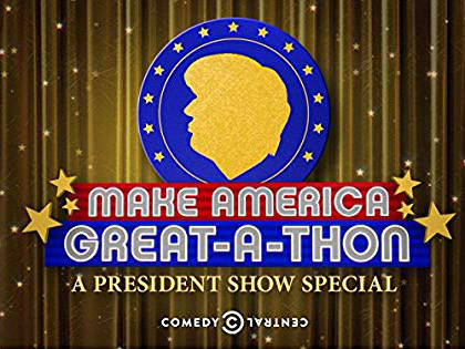 Something to Laugh About: Atamanuik Brings The President Show to MC