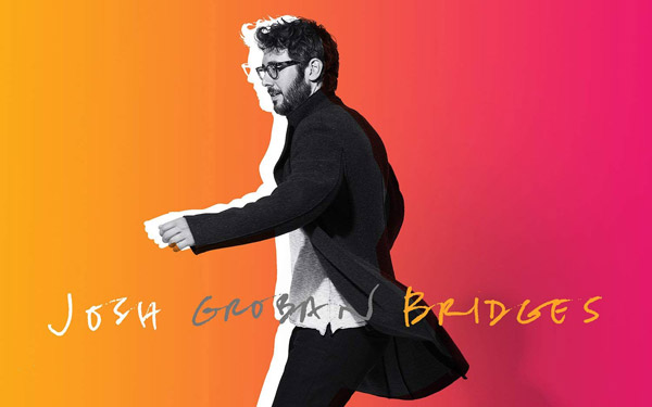 Josh Groban Has a New Show and Album. You Thought You Were Busy.